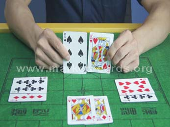 Cards-exchanging Table, Cards-exchanging Device, Poker Accessories, Marked Cards