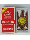 modiano piacentine italian regional marked cards